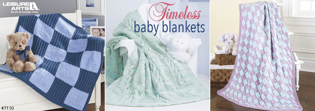 Knit Baby Blankets