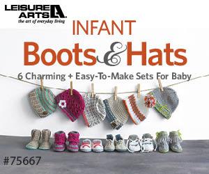 crochet baby sets