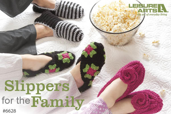 DIY Slippers