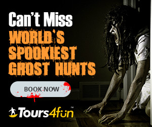 Tours4Fun World's Spookiest Ghost Hunts
