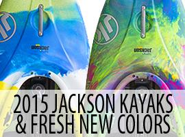 2015 Jackson Kayaks