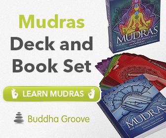 Mudra Card Decks Book Set