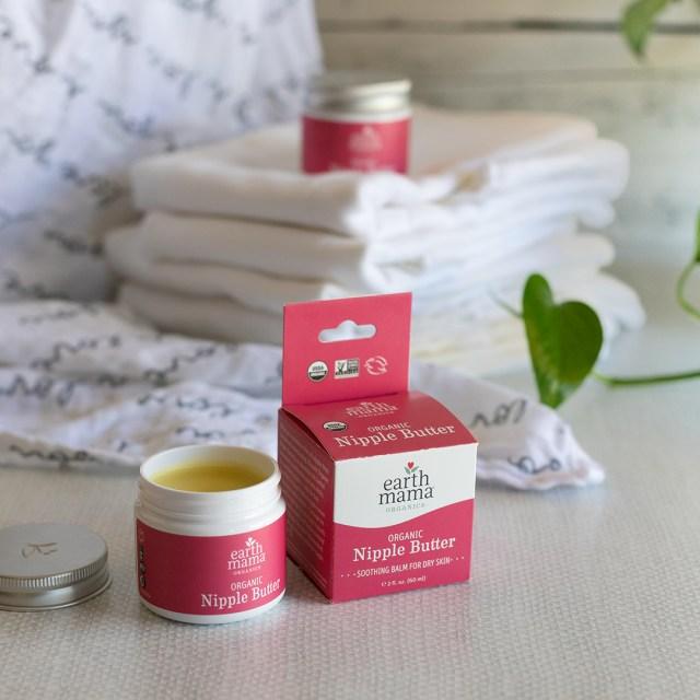 Earth Mama Organics - Organic Nipple Butter
