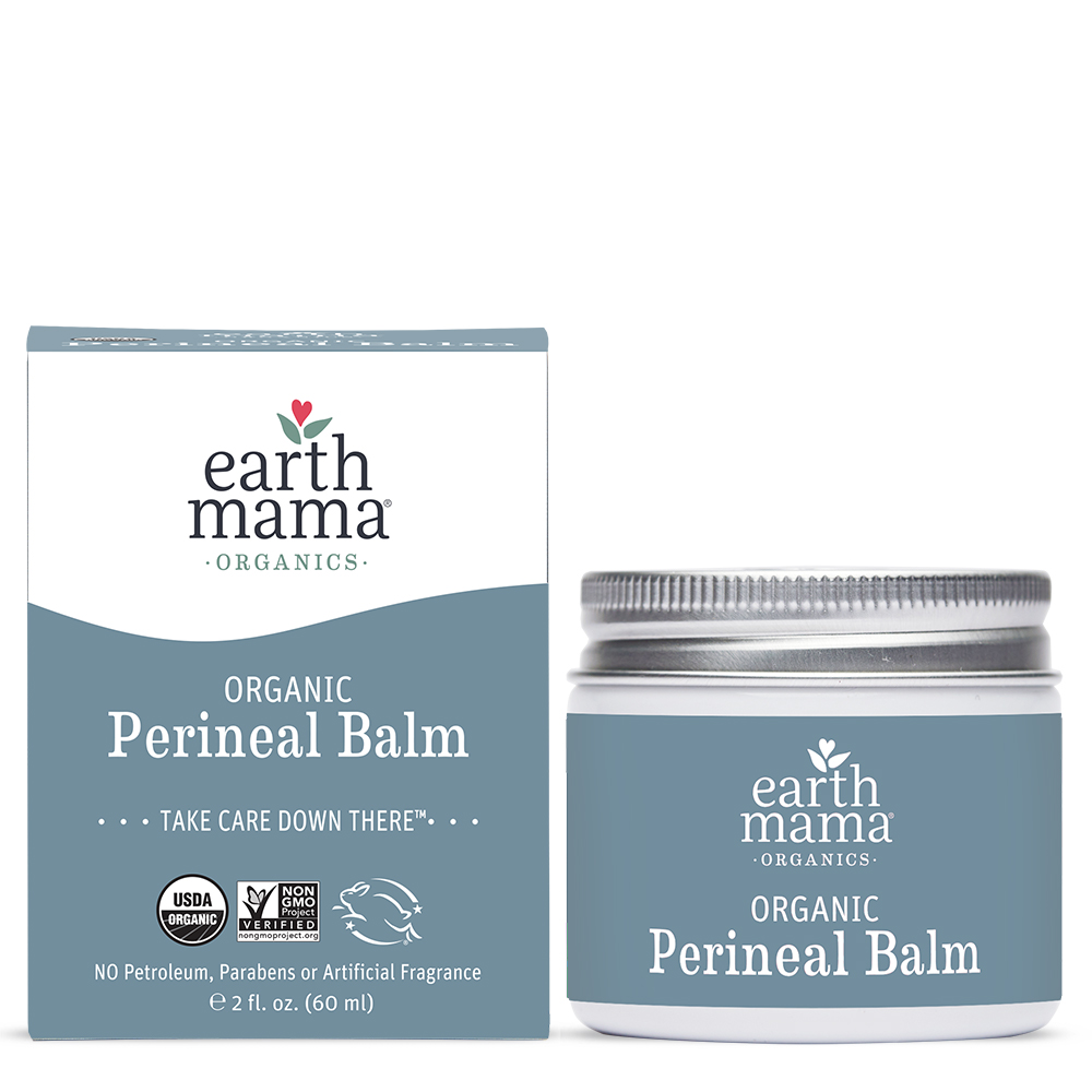 Earth Mama Angel Baby - Mama Bottom Balm