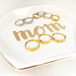 POSH Mommy Rings