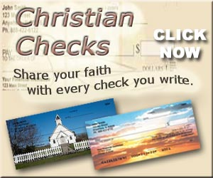 Christian Personal Checks