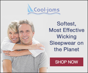 Cool-jams Moisture Wicking Sleepwear for Better Sleep