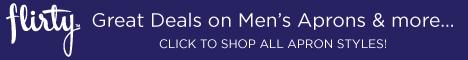Shop Men's Aprons