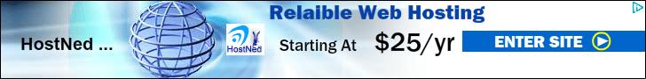 HostNed.com is Reliable Web Hosting