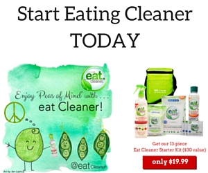 Start Eating Cleaner Today