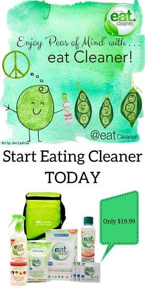 Start Eating Cleaner Today