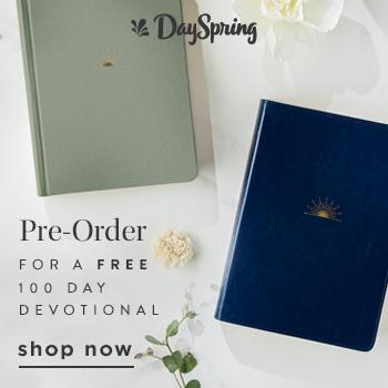 DaySpring Hope & Encouragement Bible