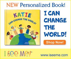 ISEEME personalized Children's Books