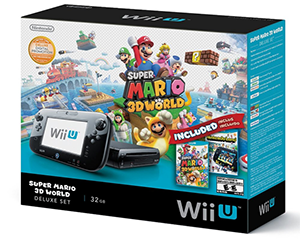 Win A Wii U Deluxe Gaming System
