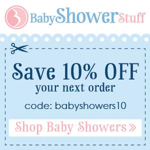 10% Off at BabyShowerStuff.com