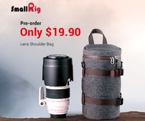 Lens Shoulder Bag