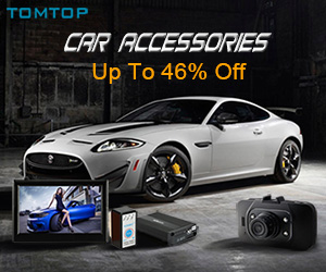 Up To 46% Off Car Accessories