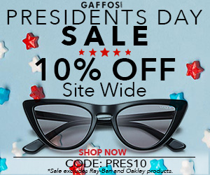 President's Day Sale. Use Code: PRES10 at Checkout and Get 10% Off Site Wide