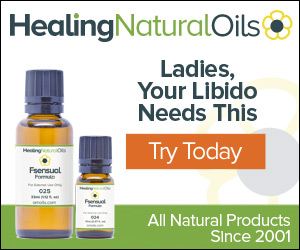 Natural & Safe Female Libido Product