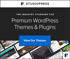 Affiliates - StudioPress Premium WordPress Themes