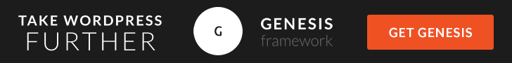 Genesis Framework by StudioPress Themes for WordPress