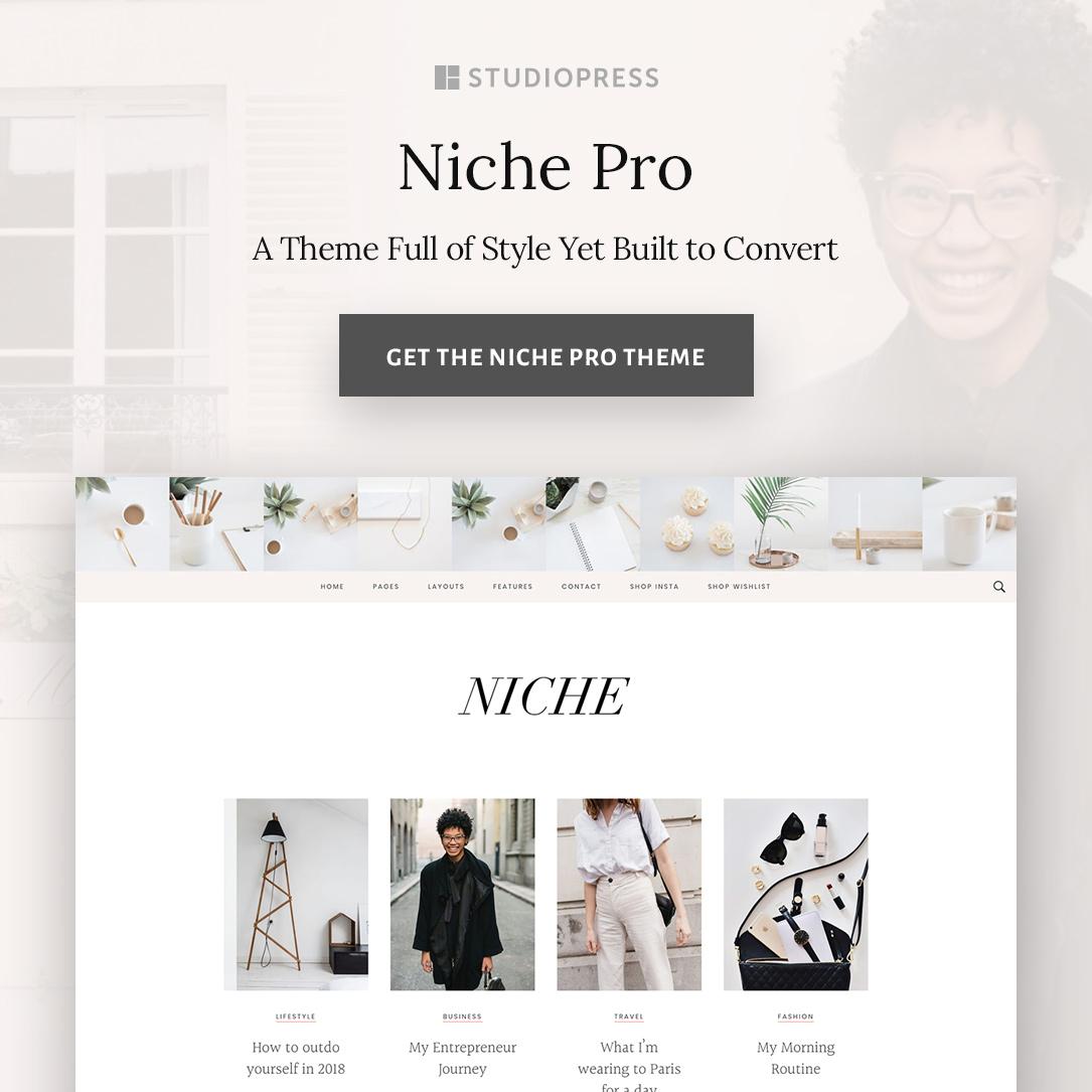 Niche Pro Theme