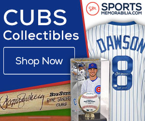 Shop for Authentic Autographed Chicago Cubs Collectibles at SportsMemorabilia.com