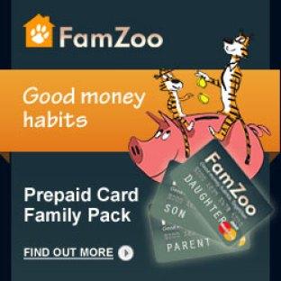 FamZoo Prepaid Card Family Pack