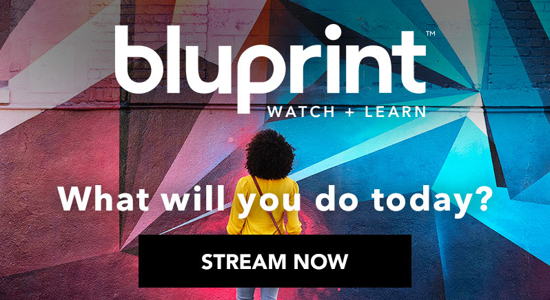 Bluprint's FREE Creativity Care Package
