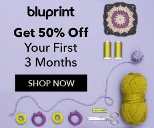 Get 50% Off Your First Three Months of Bluprint at mybluprint.com through 6/30/19.