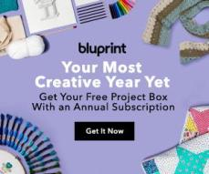 Join Bluprint For Just $100 & Get a Free Project Box! Valid at myBluprint.com through 1/31/19.