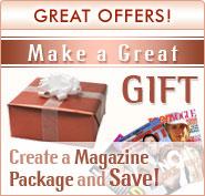 Magazine 2-Pack for $24