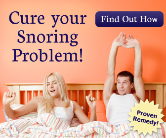 Stop Snoring Today!