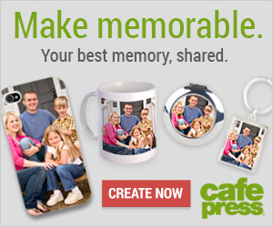 Make Memorable - Create a Photo Gift