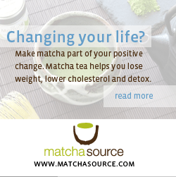 Matcha tea for weightloss