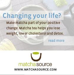 Matcha tea for weightloss