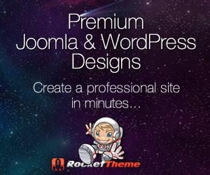 RocketTheme Joomla/WordPress