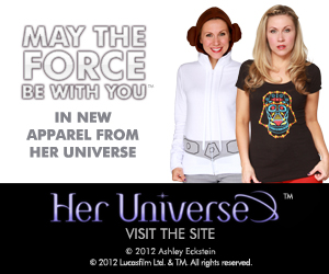 Her Universe Flaunt Your World Shop Now