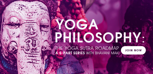 Yoga for Philosophy Workshop at YogaDownload