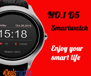 300x250_No.1 D5 Smartwatch