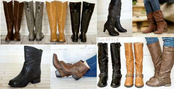 IMAGE: Fashion Friday- Boots from $19.56 & FREE SHIPPING w/ Code BOOTDEAL