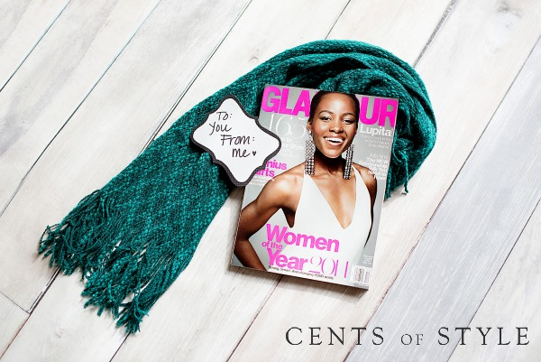 IMAGE: Galmour Magazine Subscription & Scarf- $12.95 & FREE SHIPPING, +15% Commission