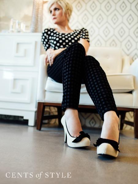 IMAGE: Fashion Friday- Black & White- 50% off & FREE SHIPPING