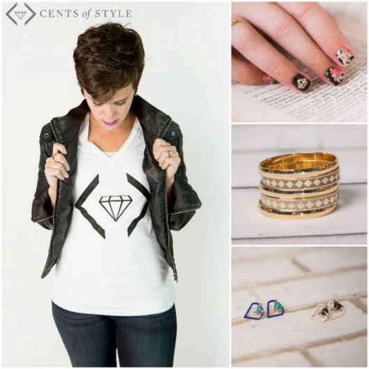 Cents of Style Fashion Friday Diamond Collection