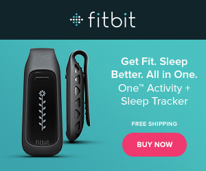 Fitbit One Activity + Sleep Tracker