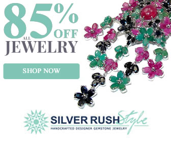 All Blue Color Jewelry 40% OFF
