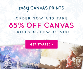 Get your own beautiful canvas at 85% off with this link!