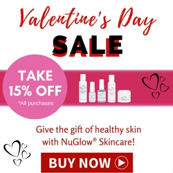 15% OFF Valentine's Day Sale