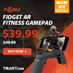 $39.99 for NOMU AR Fitness Gamepad