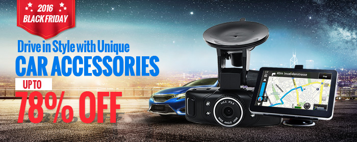 Black Friday Sale - UP to 78% off on Car Accessories